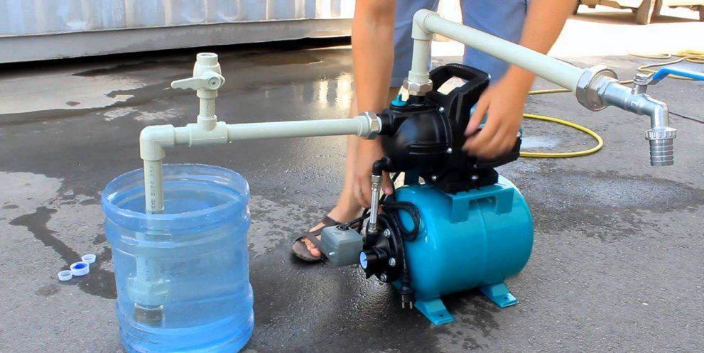 Установка гидрофора своими руками 6